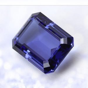 December Tanzanite