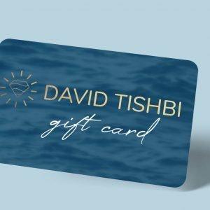 David Tishbi Jewelry Gift Card