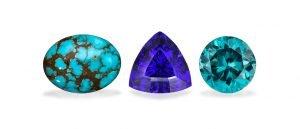 december birthstones turquoise tanzanite zircon 1280x550 1