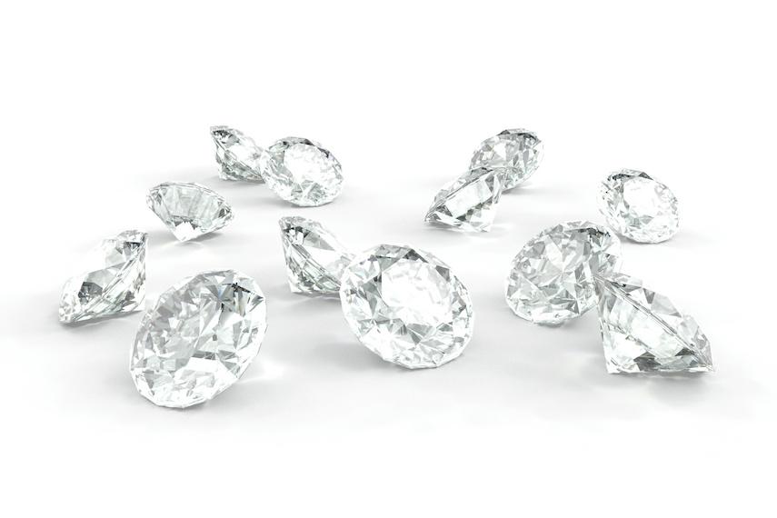 Guide to Birthstones: April – Diamond